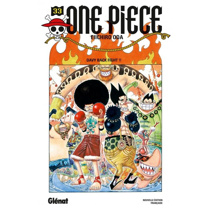 ONE PIECE T33 - Manga au prix de 6,90€