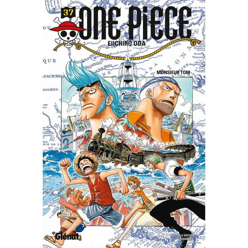 ONE PIECE T37 - Manga au prix de 6,90€