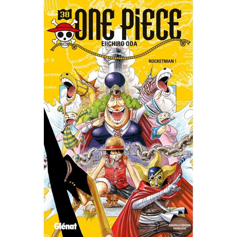 ONE PIECE T38 - Manga au prix de 6,90€
