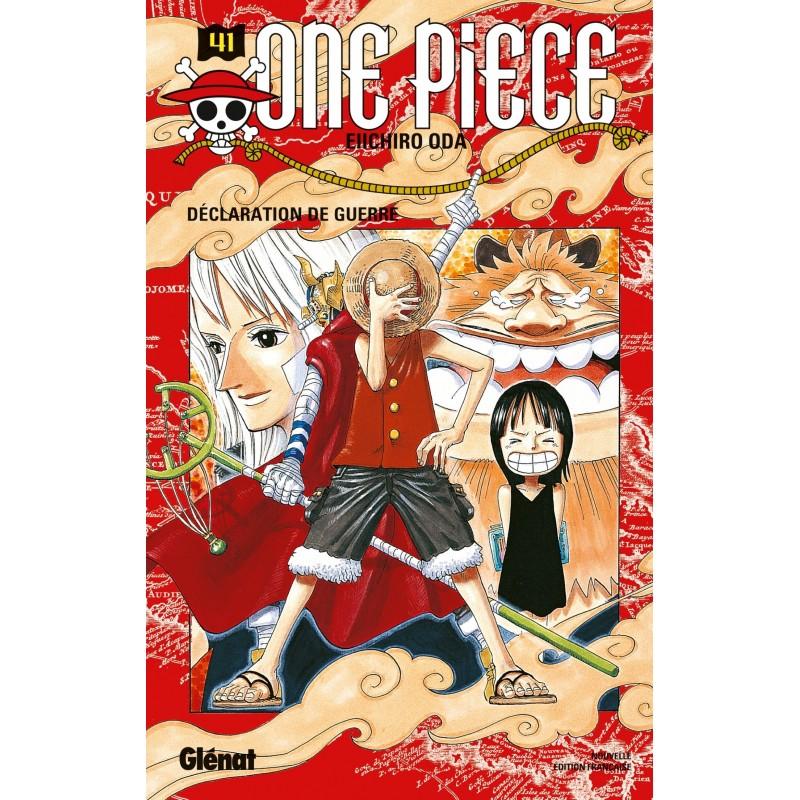 ONE PIECE T41 - Manga au prix de 6,90€