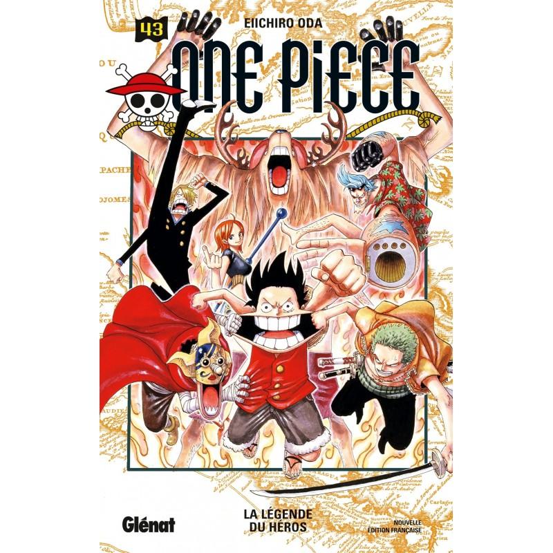 ONE PIECE T43 - Manga au prix de 6,90€