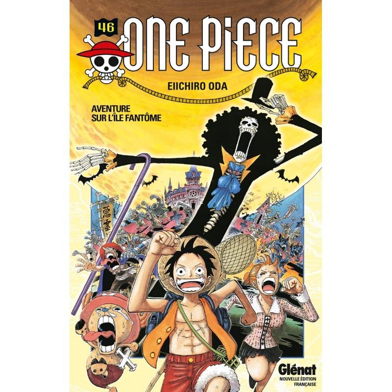 ONE PIECE T46 - Manga au prix de 6,90€