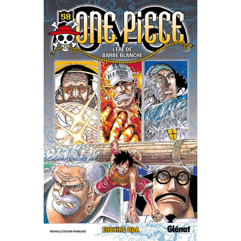 ONE PIECE T58 - Manga au prix de 6,90€