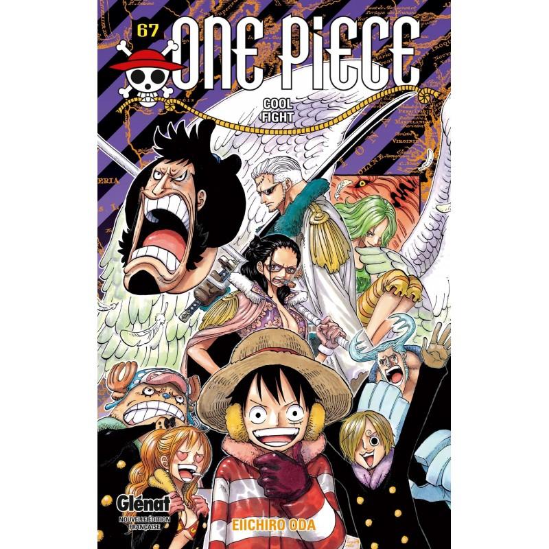 ONE PIECE T67 - Manga au prix de 6,90€