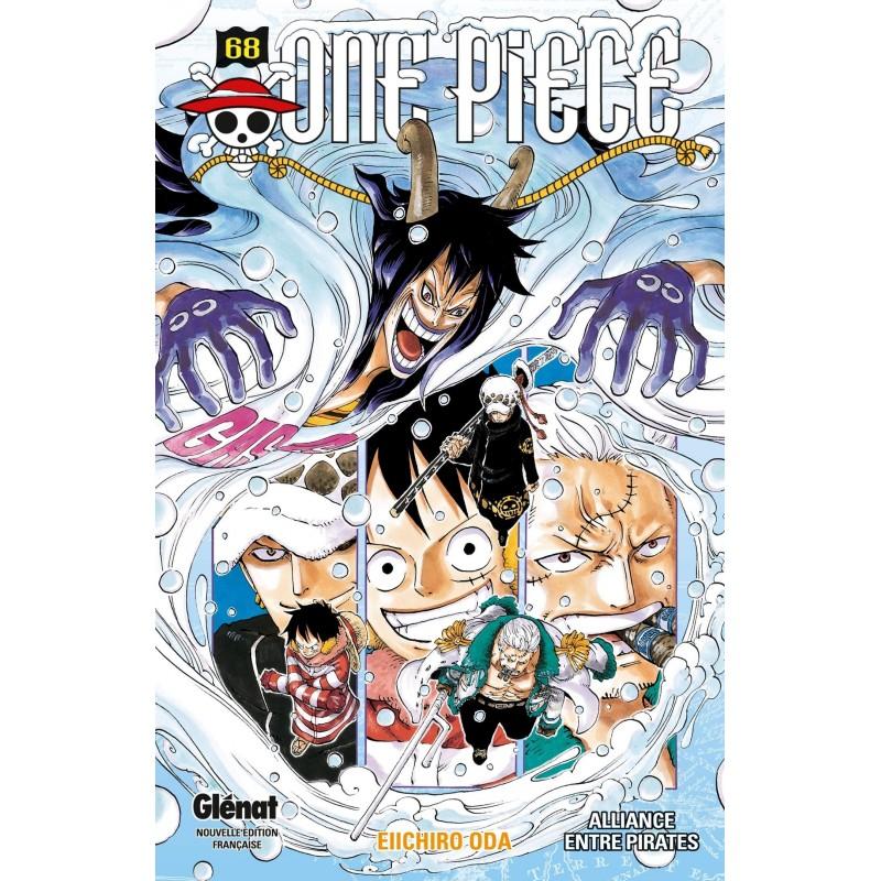 ONE PIECE T68 - Manga au prix de 6,90€