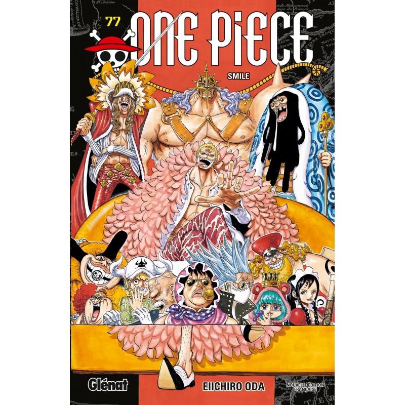 ONE PIECE T77 - Manga au prix de 6,90€
