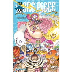 ONE PIECE T87 - Manga au prix de 6,90€