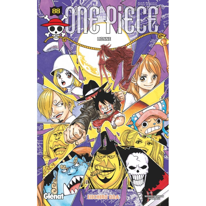 ONE PIECE T88 - Manga au prix de 6,90€