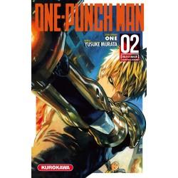 ONE PUNCH MAN T02 - Manga au prix de 6,80€