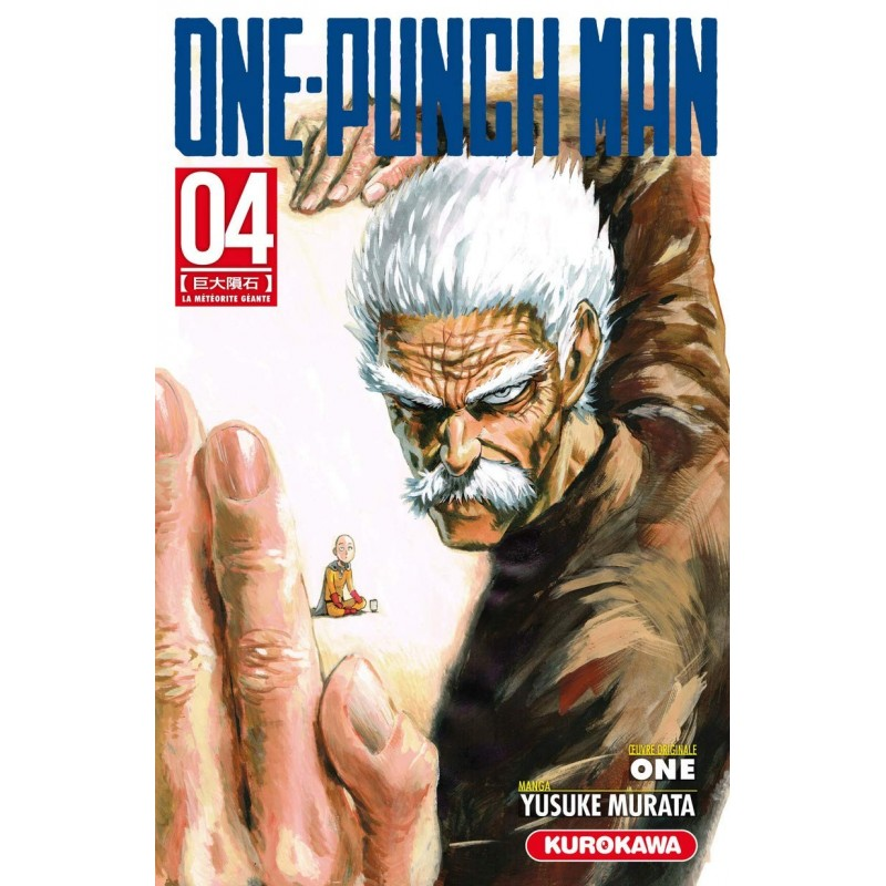 ONE PUNCH MAN T04 - Manga au prix de 6,80 €