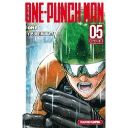 ONE PUNCH MAN T05 - Manga au prix de 6,80€