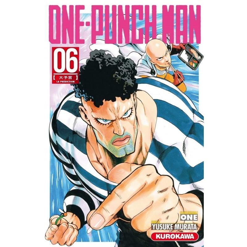 ONE PUNCH MAN T06 - Manga au prix de 6,80€
