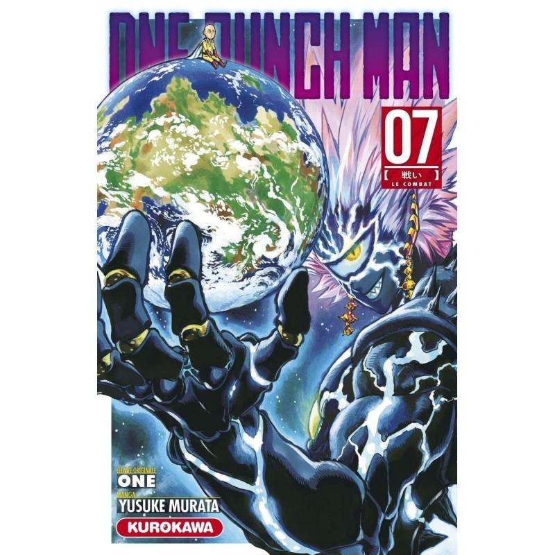ONE PUNCH MAN T07 - Manga au prix de 6,80€