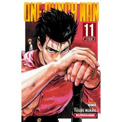 ONE PUNCH MAN T11 - Manga au prix de 6,80 €