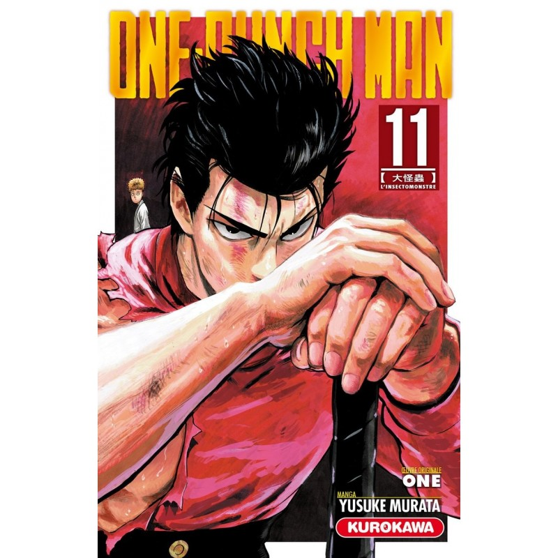 ONE PUNCH MAN T11 - Manga au prix de 6,80€