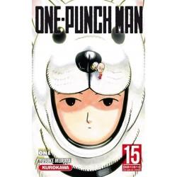 ONE PUNCH MAN T15 - Manga au prix de 6,80€