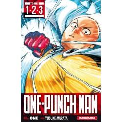 ONE PUNCH MAN COFFRET T1 2 3 - Manga au prix de 20,40€