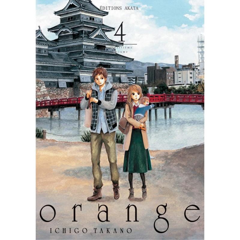 ORANGE T04 - Manga au prix de 7,95€