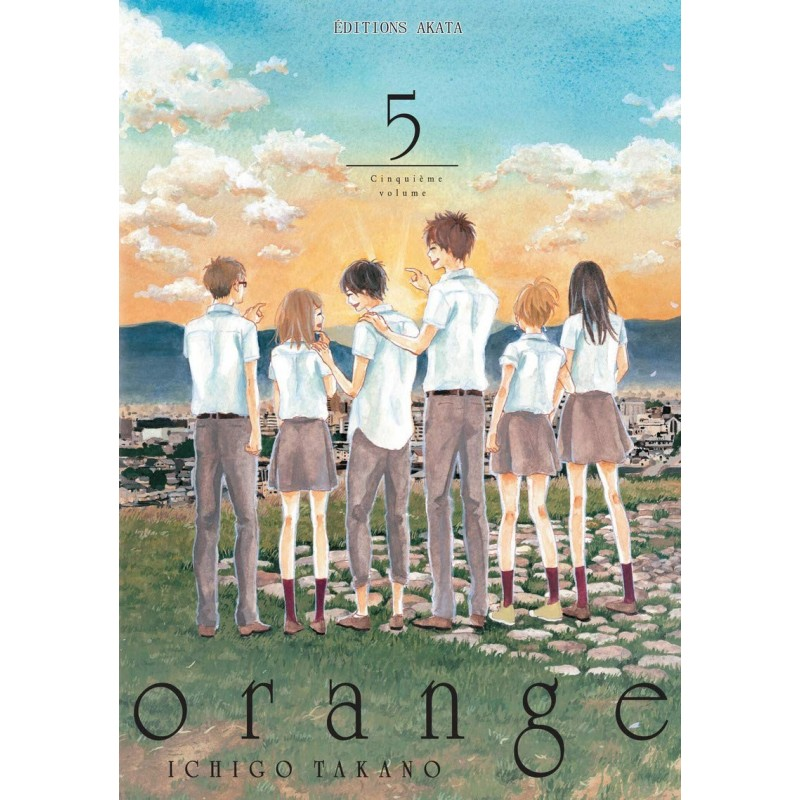 ORANGE T05 - Manga au prix de 7,95€