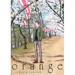 ORANGE T06 - Manga au prix de 7,95€