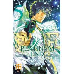 PLATINUM END T05 - Manga au prix de 7,15€