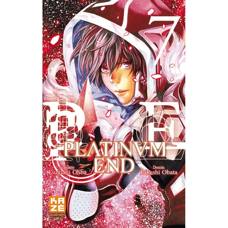 PLATINUM END T07 - Manga au prix de 7,15€