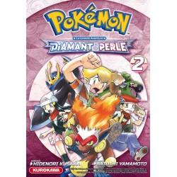 POKEMON DIAMANT PERLE PLATINE T02 - Manga au prix de 10,00€