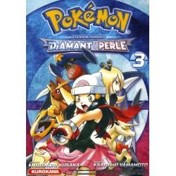 POKEMON DIAMANT PERLE PLATINE T03 - Manga au prix de 10,00€