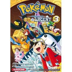 POKEMON OR ARGENT T03 - Manga au prix de 10,00€