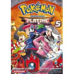 POKEMON DIAMANT PERLE PLATINE T05 - Manga au prix de 10,00€