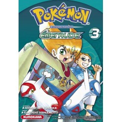 POKEMON ROUGE FEU VERT FEUILLE EMERAUDE T03 - Manga au prix de 10,00€