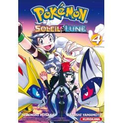 POKEMON SOLEIL LUNE T04 - Manga au prix de 6,80€