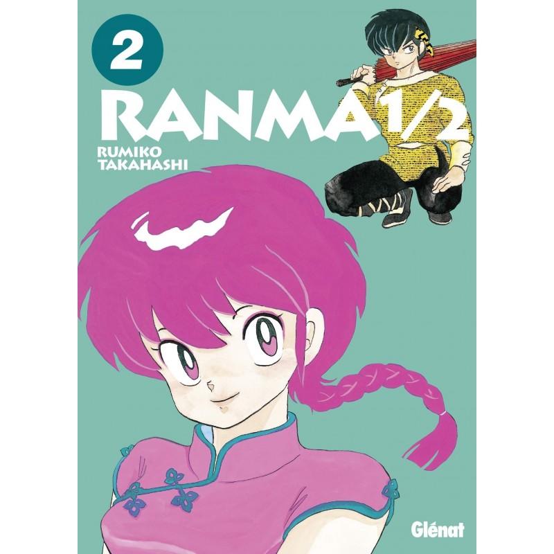 RANMA 1_2 T02 - Manga au prix de 10,75€