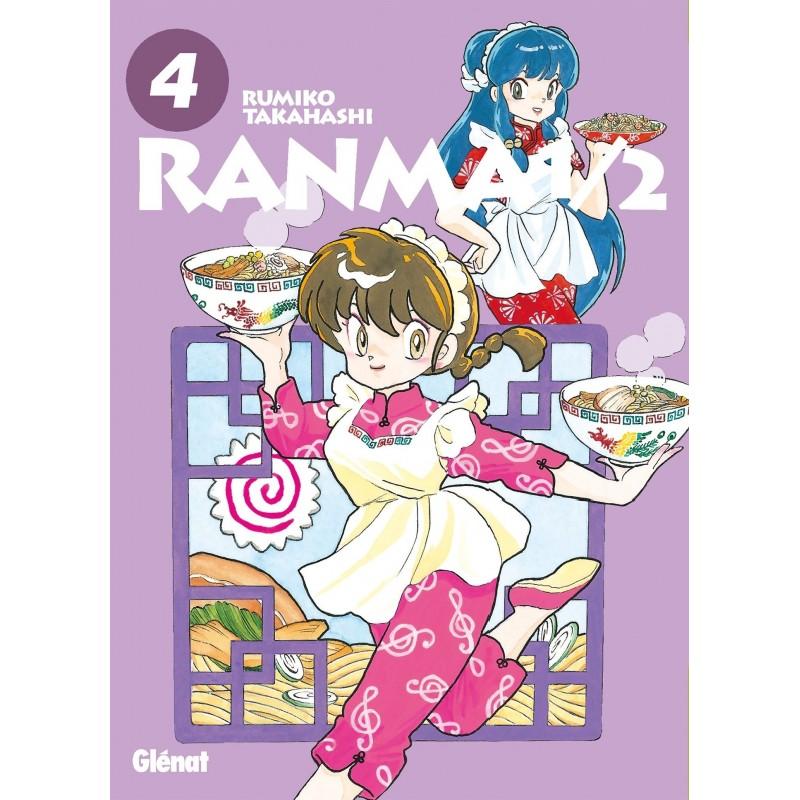 RANMA 1_2 T04 - Manga au prix de 10,75€
