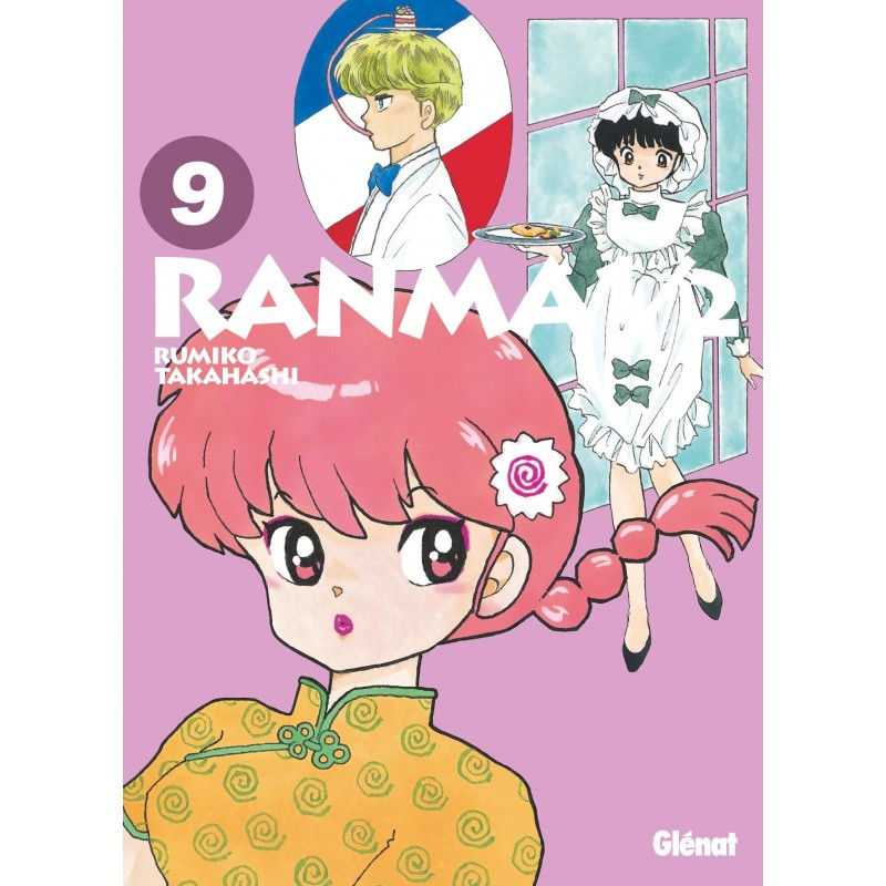 RANMA 1_2 T09 - Manga au prix de 10,75€