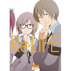 RELIFE T03 - Manga au prix de 9,65€