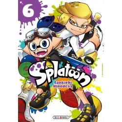 SPLATOON T06 - Manga au prix de 7,99€