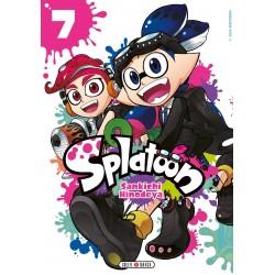 SPLATOON T07 - Manga au prix de 7,99€