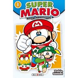 SUPER MARIO MANGA ADVENTURES T01 - Manga au prix de 6,99€
