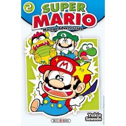 SUPER MARIO MANGA ADVENTURES T02 - Manga au prix de 6,99€