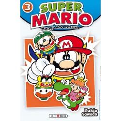 SUPER MARIO MANGA ADVENTURES T03 - Manga au prix de 6,99€