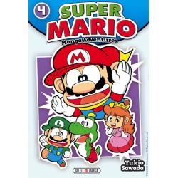 SUPER MARIO MANGA ADVENTURES T04 - Manga au prix de 6,99€
