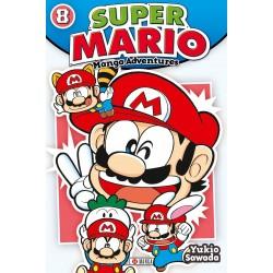 SUPER MARIO MANGA ADVENTURES T08 - Manga au prix de 6,99€