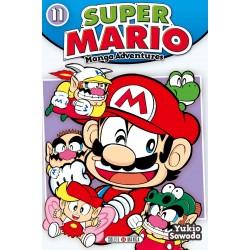 SUPER MARIO MANGA ADVENTURES T11 - Manga au prix de 6,99€