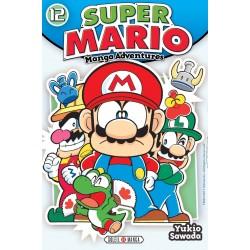 SUPER MARIO MANGA ADVENTURES T12 - Manga au prix de 6,99€