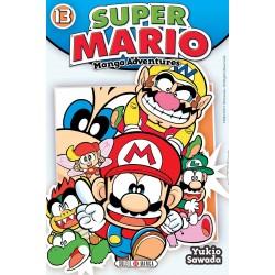 SUPER MARIO MANGA ADVENTURES T13 - Manga au prix de 6,99€