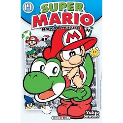 SUPER MARIO MANGA ADVENTURES T14 - Manga au prix de 6,99€