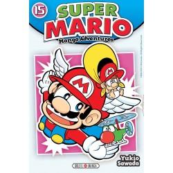 SUPER MARIO MANGA ADVENTURES T15 - Manga au prix de 6,99€