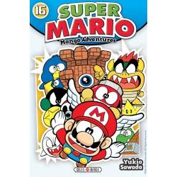SUPER MARIO MANGA ADVENTURES T16 - Manga au prix de 6,99€