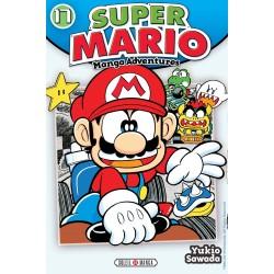 SUPER MARIO MANGA ADVENTURES T17 - Manga au prix de 6,99€